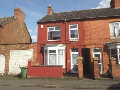 3 Bedrooms Terraced House for sale in Park Road, Coalville, Leicestershire