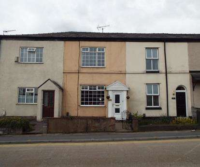 2 Bedrooms Terraced House for sale in Bury Road, Bolton, Greater Manchester, BL2