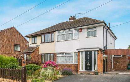 4 Bedrooms Semi Detached House for sale in Windermere Road, Ellesmere Port, Cheshire, CH65