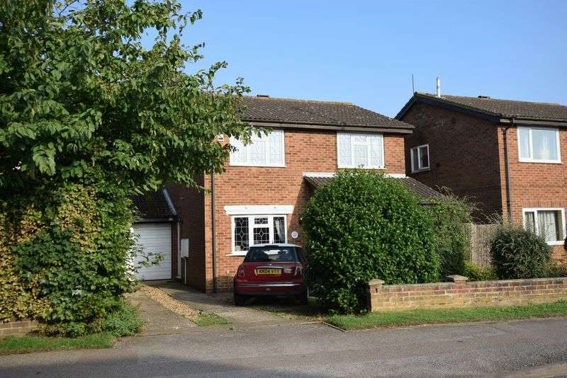 4 Bedrooms Detached House for sale in Dunstable Road, Toddington
