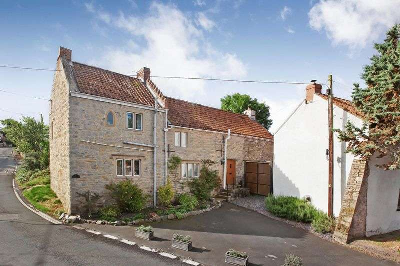 4 Bedrooms Detached House for sale in The Square, Woolavington