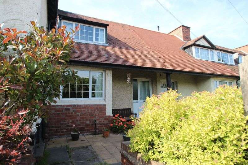 2 Bedrooms Terraced House for sale in Castle Street, Hadley
