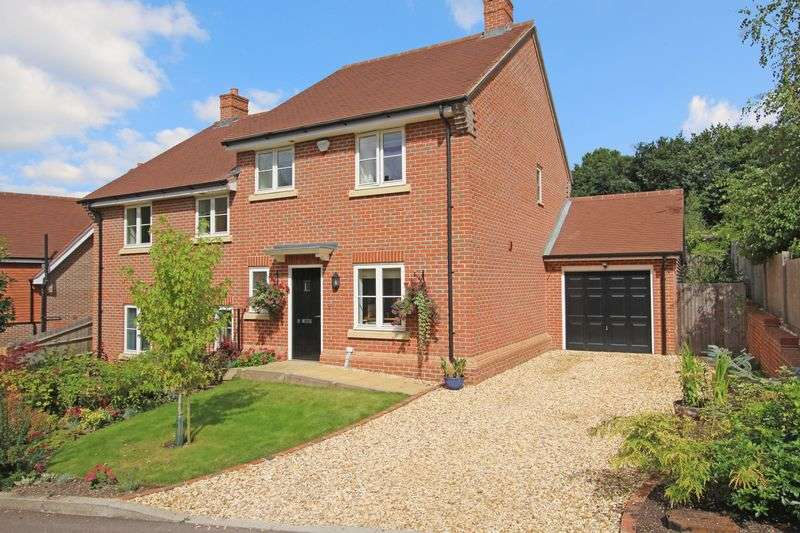 3 Bedrooms Semi Detached House for sale in Timsbury