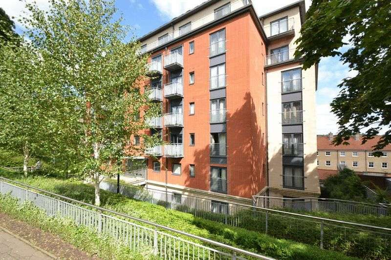 2 Bedrooms Flat for sale in Rouen Road, Norwich