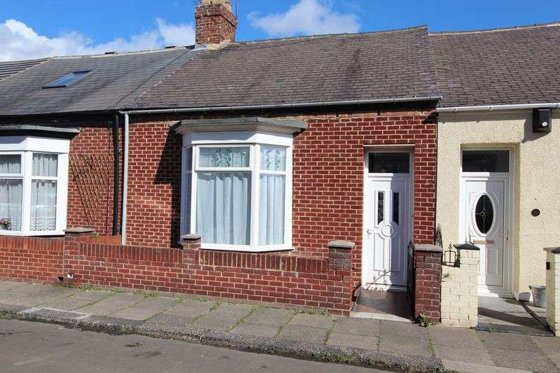 2 Bedrooms Terraced House for sale in Newbury Street, Fulwell, Sunderland