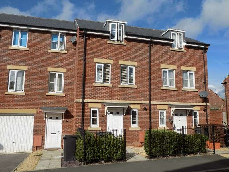 3 Bedrooms Terraced House for sale in Fontmell Close, Redhouse
