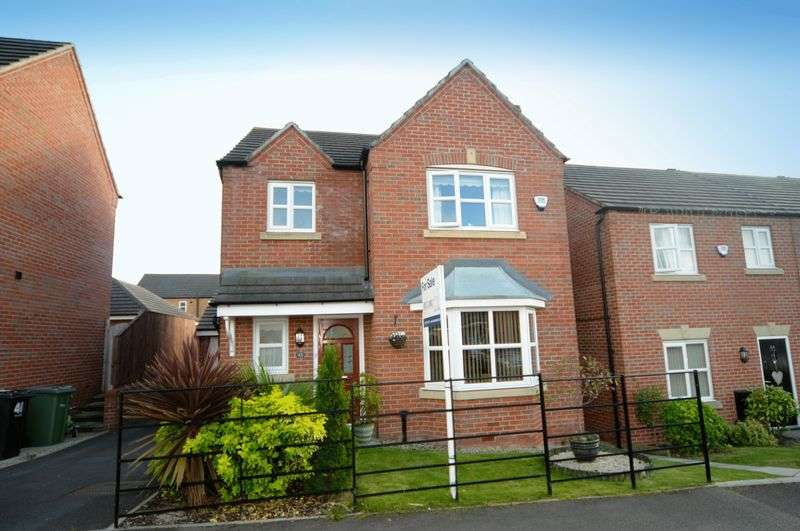 3 Bedrooms House for sale in Powder Mill Road, Edgewater Park, Warrington