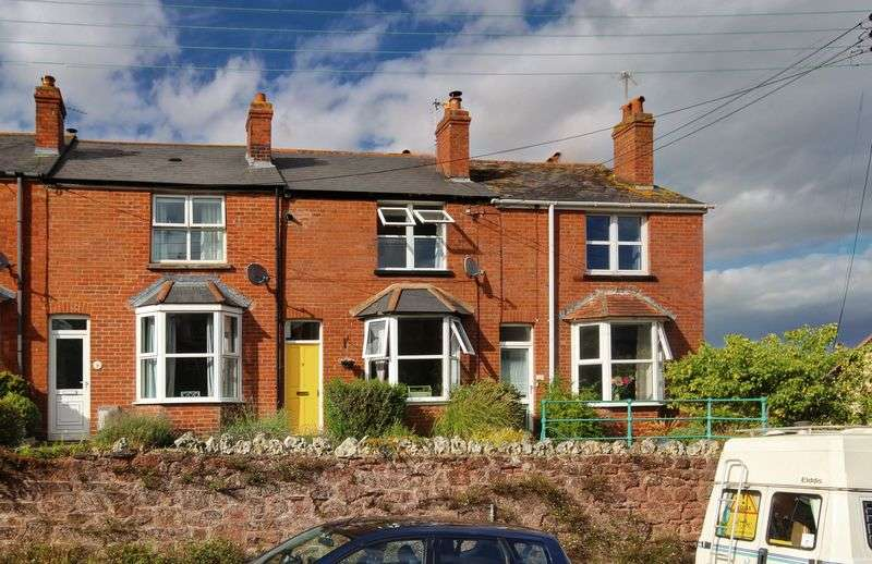 2 Bedrooms Terraced House for sale in Riviera Terrace, Exeter