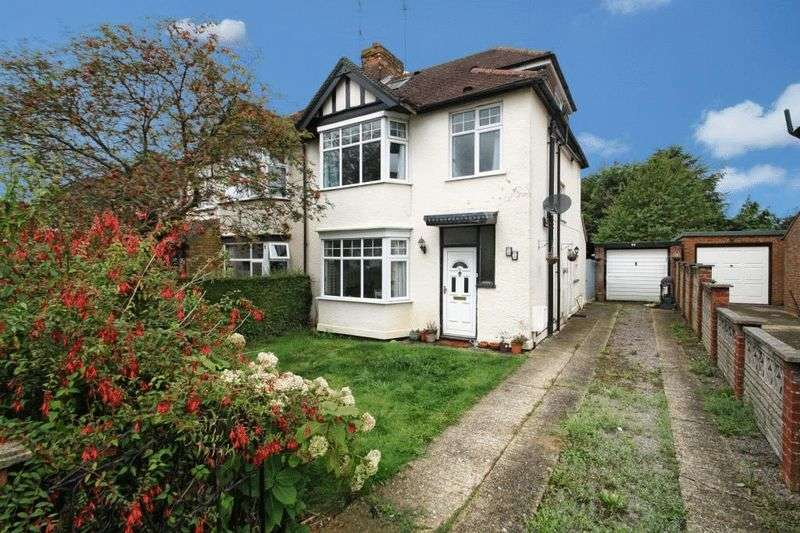 4 Bedrooms Semi Detached House for sale in Green Road, High Wycombe