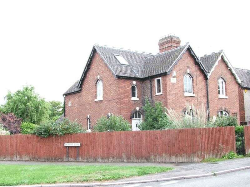 3 Bedrooms Semi Detached House for sale in Rolleston Road, Burton