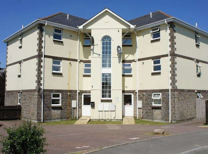 2 Bedrooms Flat for sale in Kelly Bray, Callington