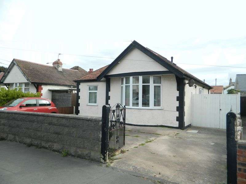 3 Bedrooms Detached Bungalow for sale in Grosvenor Avenue, Rhyl