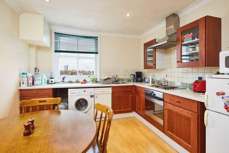 2 Bedrooms Flat for sale in Warrington Crescent, London, London, W9