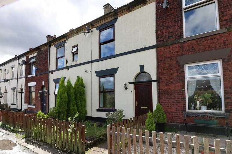 2 Bedrooms Terraced House for sale in Victoria Street, Bolton