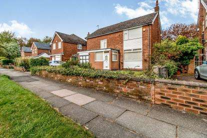 4 Bedrooms Detached House for sale in New Forest Road, Manchester, Greater Manchester