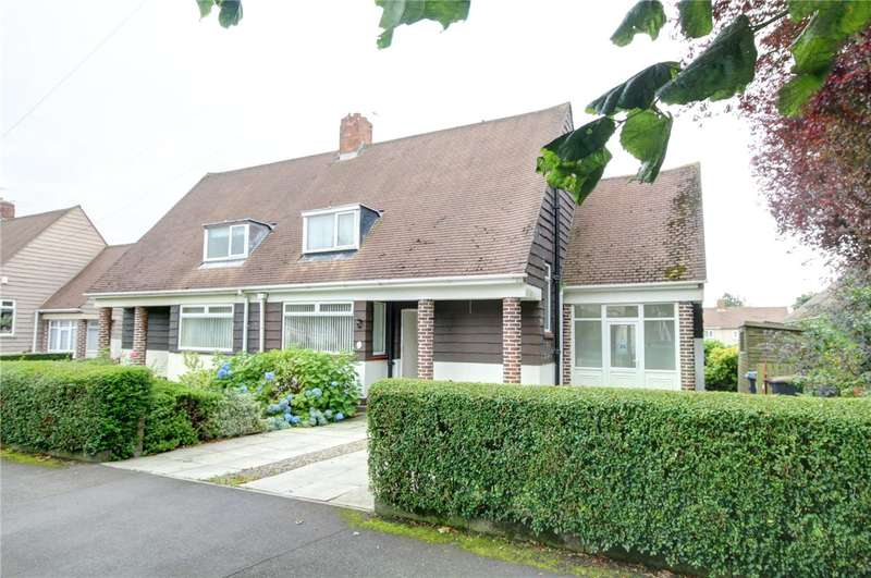 2 Bedrooms Semi Detached House for sale in Grove Road, Brandon, Durham, DH7