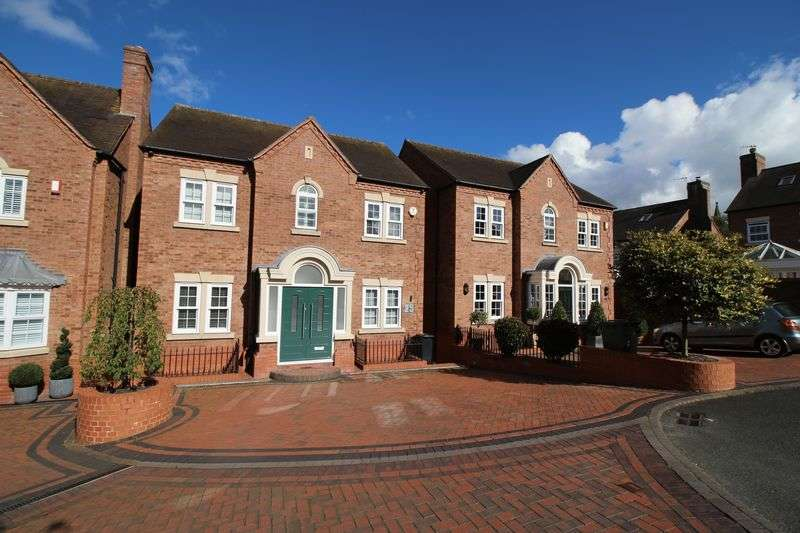 5 Bedrooms Detached House for sale in Rectory Road, Stourbridge