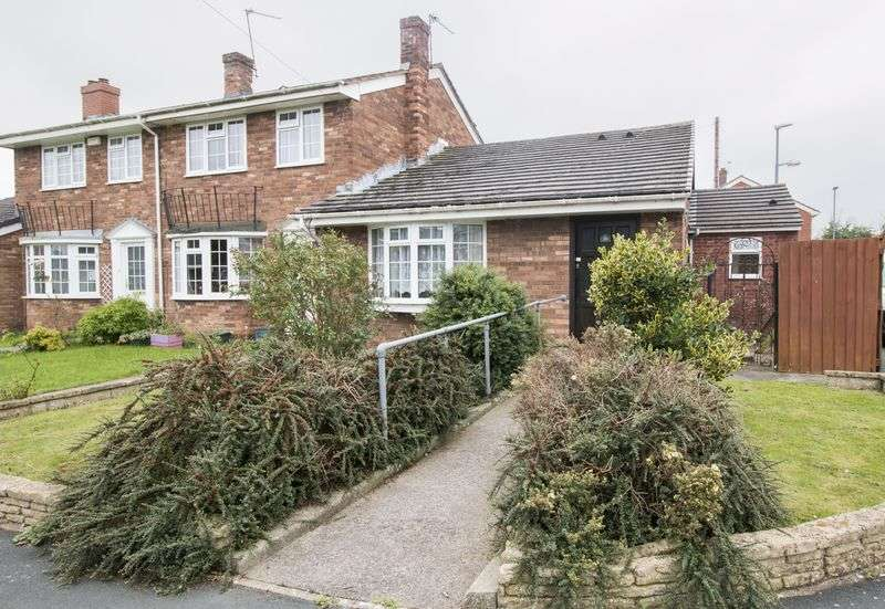 3 Bedrooms Bungalow for sale in Acacia Court, Keynsham