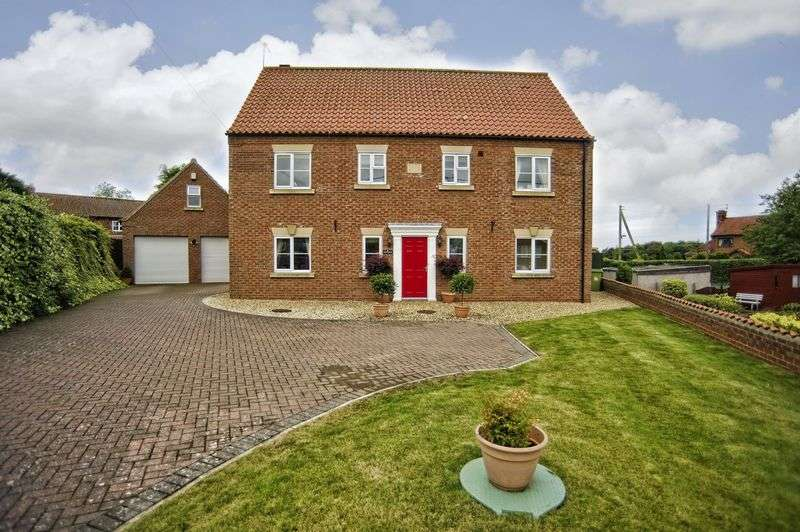 5 Bedrooms Detached House for sale in Maypole Street, Hemswell