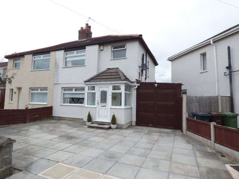 3 Bedrooms Semi Detached House for sale in Cedar Grove, Maghull