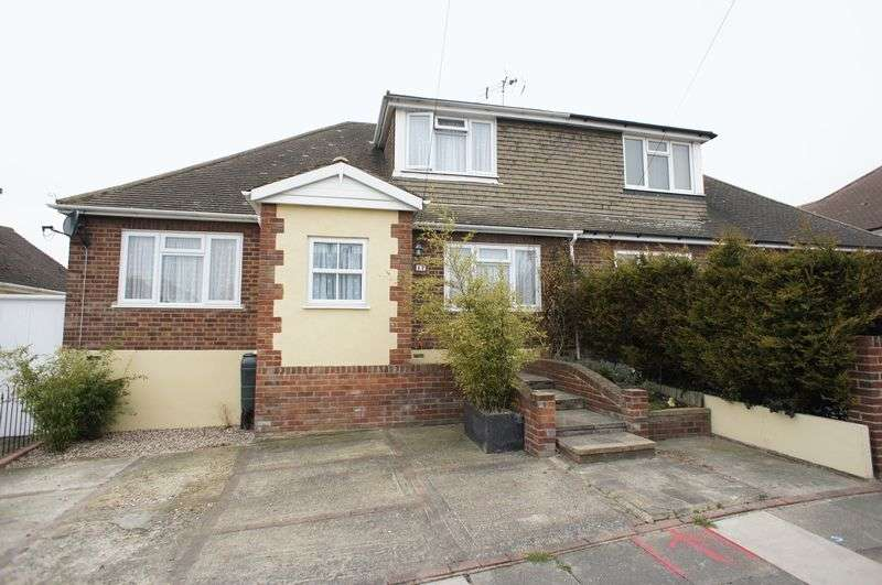 3 Bedrooms Semi Detached House for sale in Orchard Grove, Leigh-On-Sea