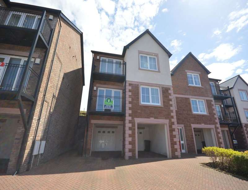 2 Bedrooms Flat for sale in Fairladies, St. Bees, CA27