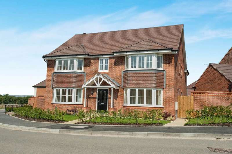 5 Bedrooms Detached House for sale in Ascot, Inkberrow, Worcester, WR7