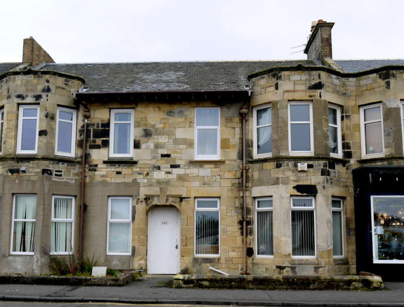 1 Bedroom Ground Flat for sale in Prestwick Road, Ayr, KA8