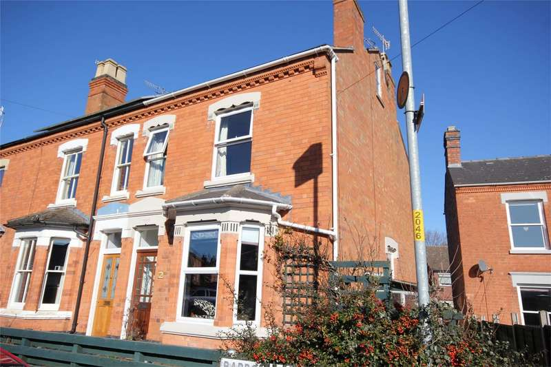2 Bedrooms Semi Detached House for sale in Barbourne Walk, Barbourne, Worcester