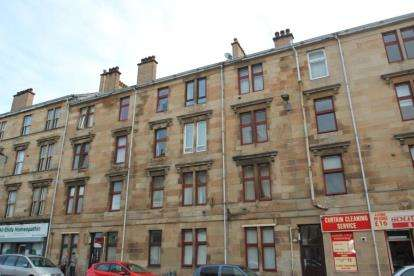 1 Bedroom Flat for sale in Calder Street, Glasgow