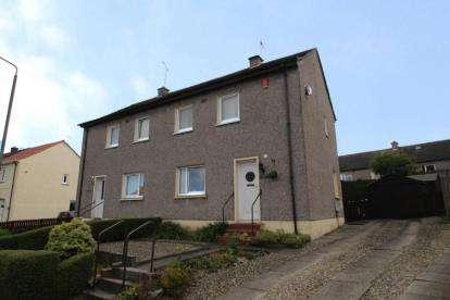 2 Bedrooms Semi Detached House for sale in Eden Road, Alloa
