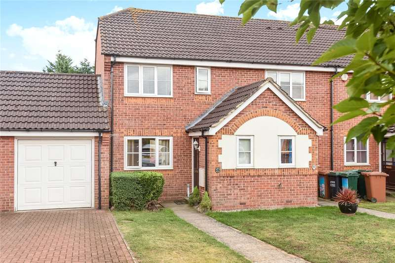 3 Bedrooms End Of Terrace House for sale in Thellusson Way, Rickmansworth, Hertfordshire, WD3