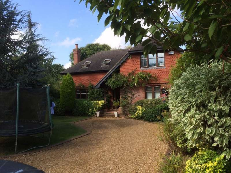 4 Bedrooms Detached House for sale in St. Johns Hill, Sevenoaks