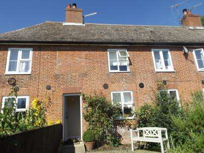 3 Bedrooms Terraced House for sale in Church Road, Bruisyard, Saxmundham