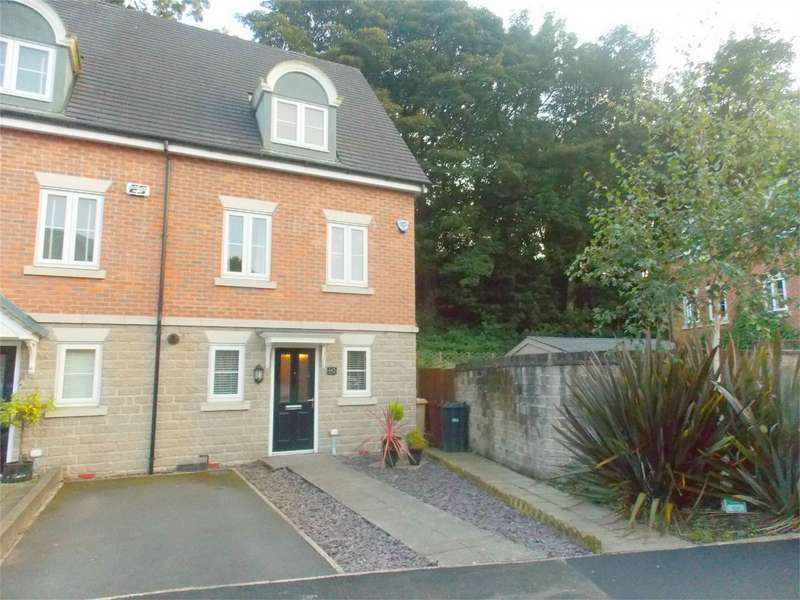 3 Bedrooms End Of Terrace House for sale in Temple Road, Smithills, Bolton, Lancashire