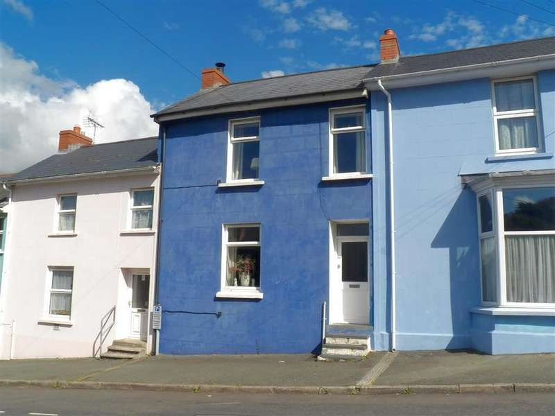 2 Bedrooms Property for sale in Cambrian Place, Haverfordwest