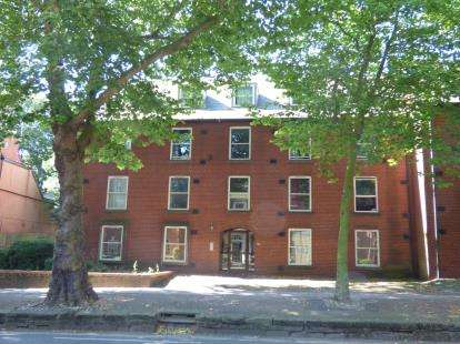 2 Bedrooms Flat for sale in Friar Gate Court, Friar Gate, Derby, Derbyshire
