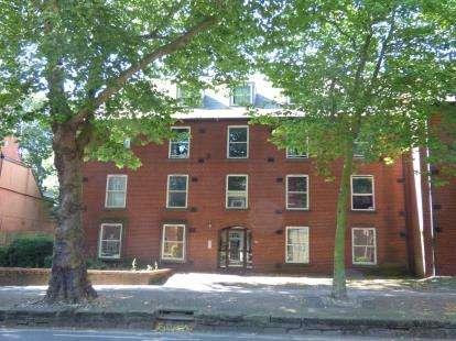 2 Bedrooms Flat for sale in Friar Gate Court, Friar Gate, Derby, Derbyshire