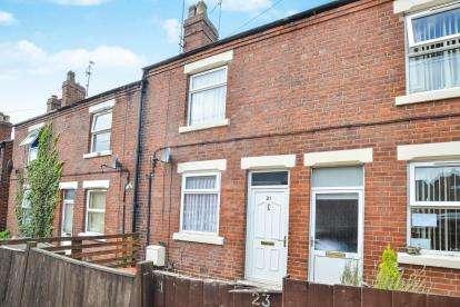 3 Bedrooms Terraced House for sale in Mayfield Street, Kirkby-In-Ashfield, Nottingham, Nottinghamshire