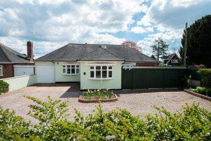 4 Bedrooms Detached House for sale in Linden Avenue, Kidderminster, Worcestershire