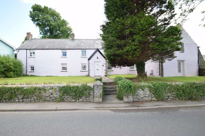 5 Bedrooms House for sale in Corntown Farm House, Corntown, Vale of Glamorgan, CF35 5BB.