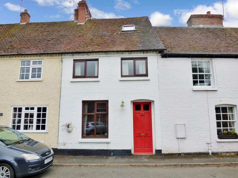 4 Bedrooms Terraced House for sale in North Street, Marton