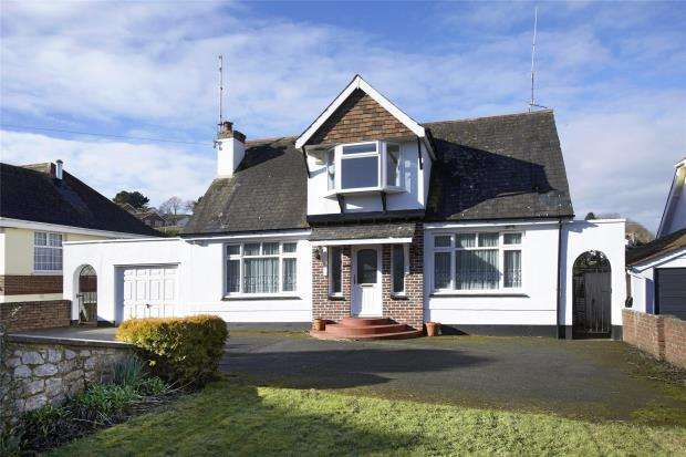 5 Bedrooms Detached Bungalow for sale in Dartmouth Road, Goodrington, Paignton, Devon