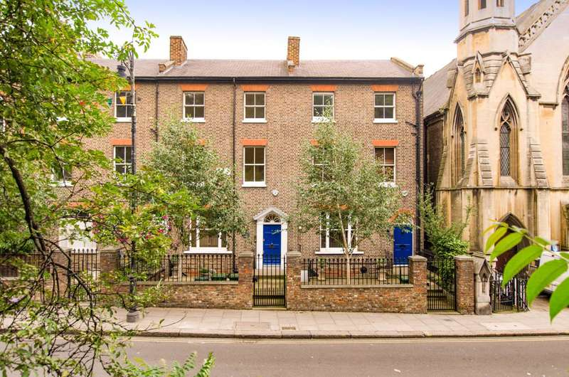 5 Bedrooms House for sale in Hampstead, Hampstead, NW3