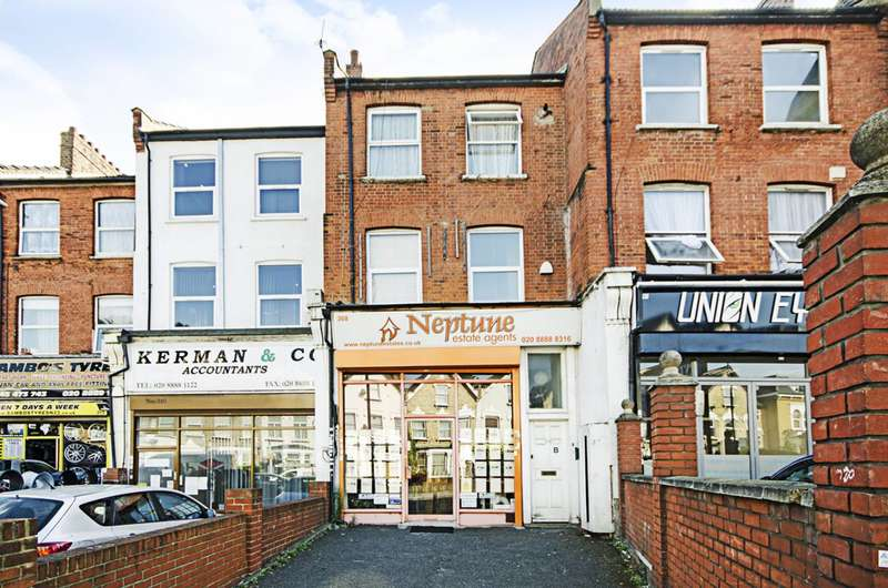 3 Bedrooms Flat for sale in High Road, Wood Green, N22