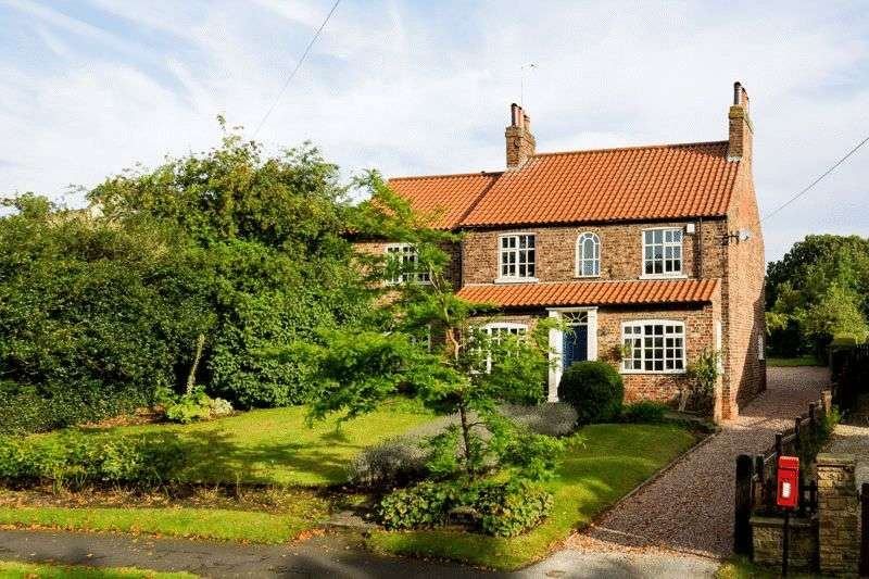 4 Bedrooms Detached House for sale in The Old Forge, Main Street, Colton, Tadcaster LS24 8EP