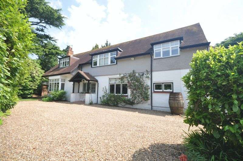 4 Bedrooms Detached House for sale in The Coach House, Leatherhead
