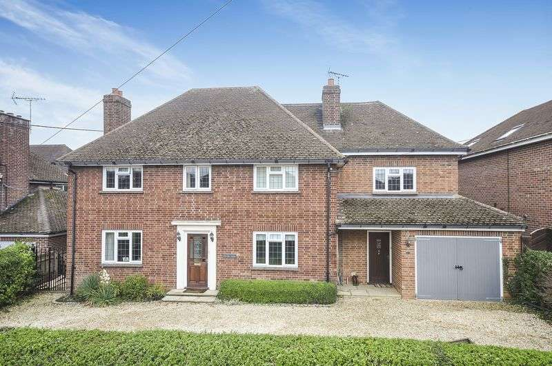 6 Bedrooms Detached House for sale in 213 South Avenue, Abingdon