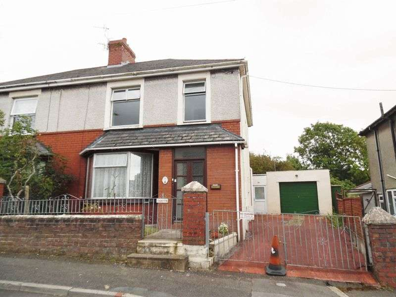 3 Bedrooms Semi Detached House for sale in Charles Street Bridgend CF31 1TG
