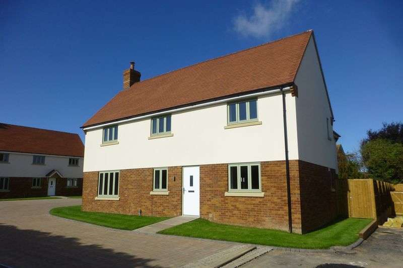 4 Bedrooms Detached House for sale in The Firs, Grendon Underwood